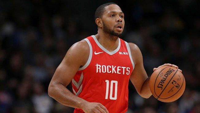 Gordon, Paul Help Rockets Top Mavericks