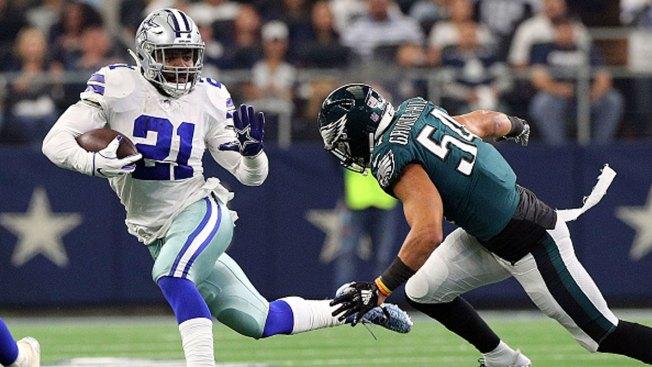 865034d4 Cowboys Rookies Seek Roles Behind Star RB Ezekiel Elliott - NBC 5 ...