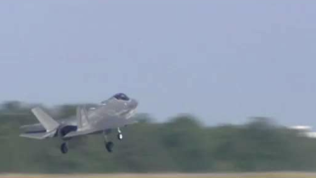 F-35 Flight Operations Temporarily Suspended