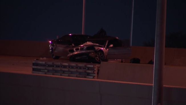 Dallas North Tollway Reopened Following Crash - NBC 5 Dallas