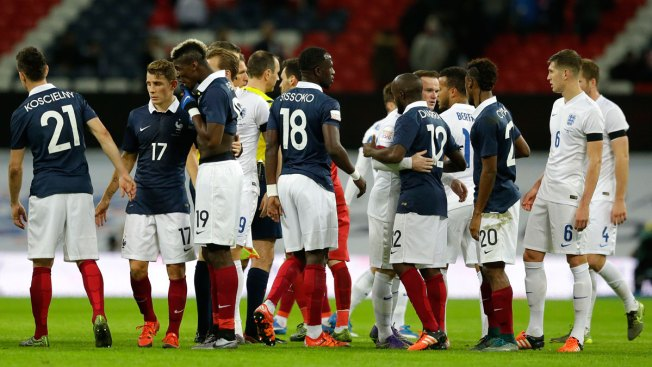 England Beats France 2-0 After Tributes to Paris Victims