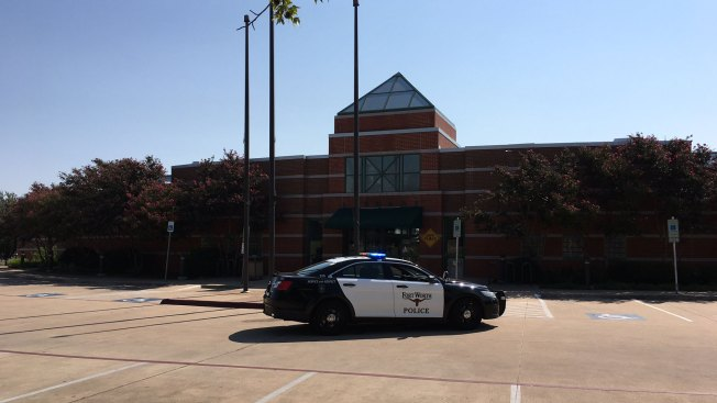2 Dead in Murder-Suicide at Library; Child Unhurt: Fort Worth Police