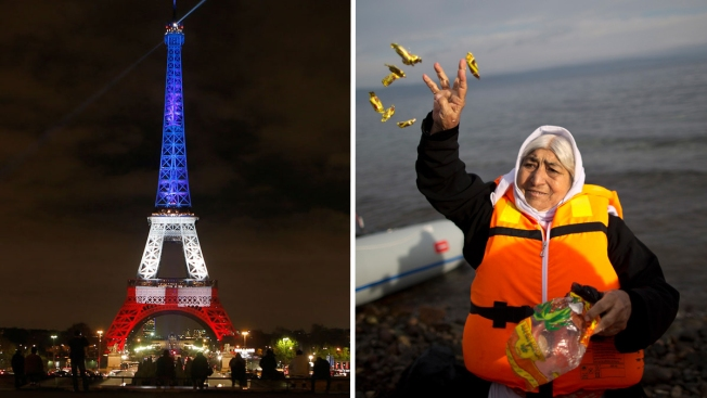 Paris Attacks, Refugee Crisis Among Facebook's Top 2015 Moments