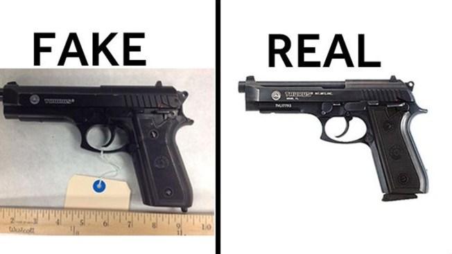 Fake Gun, Real Crime: Police Notice Uptick in Replicas - NBC