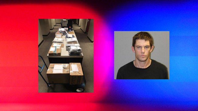 Suspected Package Thief Arrested In Farmers Branch
