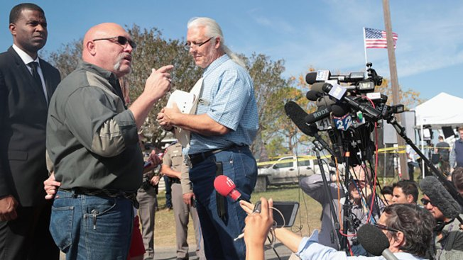 Pastor Who Lost Child in Sutherland Springs Church Attack Runs for Office
