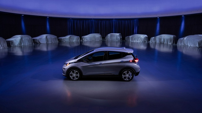 GM: The future is all-electric
