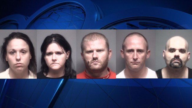 5 Arrested on Murder Charges Stemming from Grand Prairie