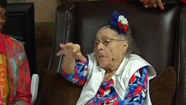 US Celebrates Oldest Person in the Nation