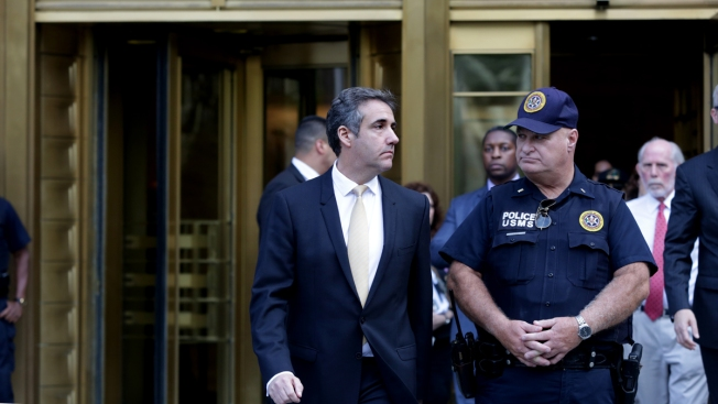 New York State Subpoenas Cohen in Trump Foundation Probe
