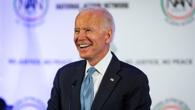 As Democratic Field Expands, Former U.S. Vice President Joe Biden Waits on the Sidelines