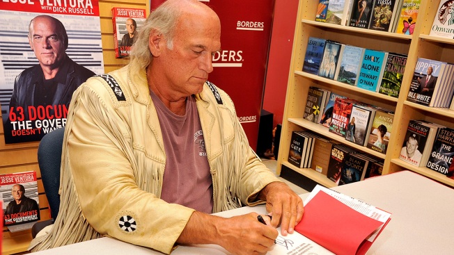 Ex-Governor, Wrestler Jesse Ventura to Work for Russian Television