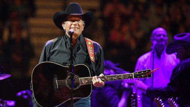 George Strait Breaks Houston Rodeo Attendance Record