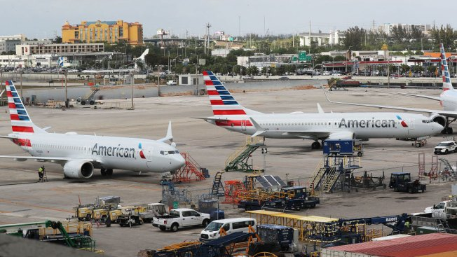 American Airlines Slashing Flights Through June 5 as MAX 8 Stays Grounded
