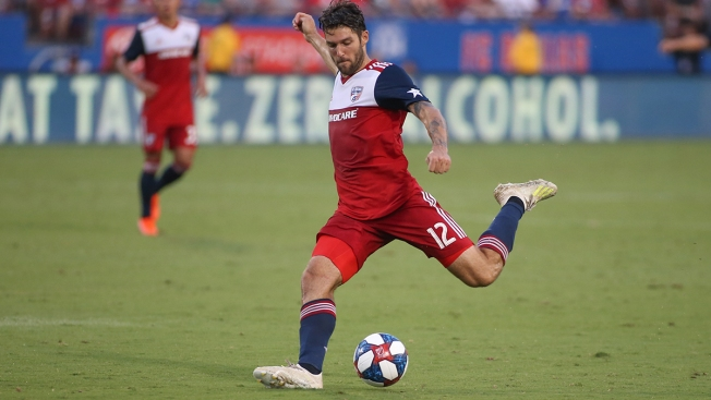 Defender Ryan Hollingshead Re-Signs With FC Dallas for Two More Years