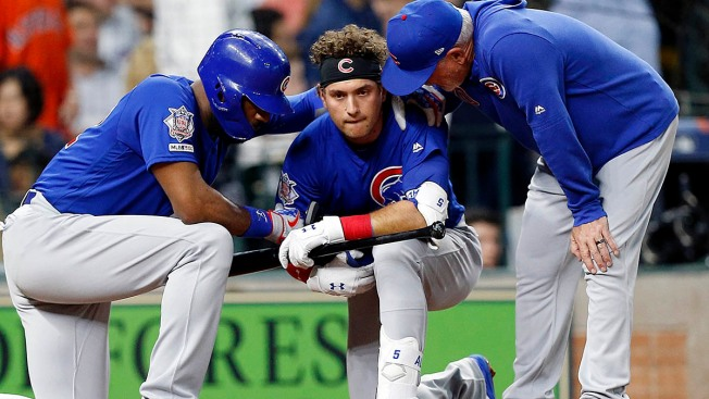 Attorney: Girl Struck During Astros-Cubs Game Had Skull Fracture