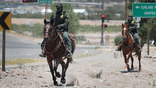 Record Number of Undocumented Immigrants Crossed US-Mexico Border in May