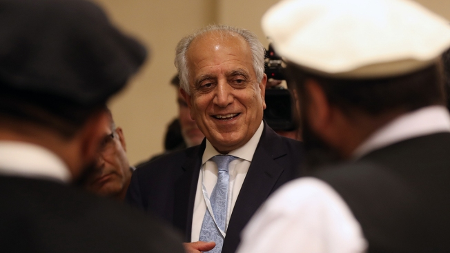 US Afghan Peace Envoy Takes Push for Peace to Pakistan