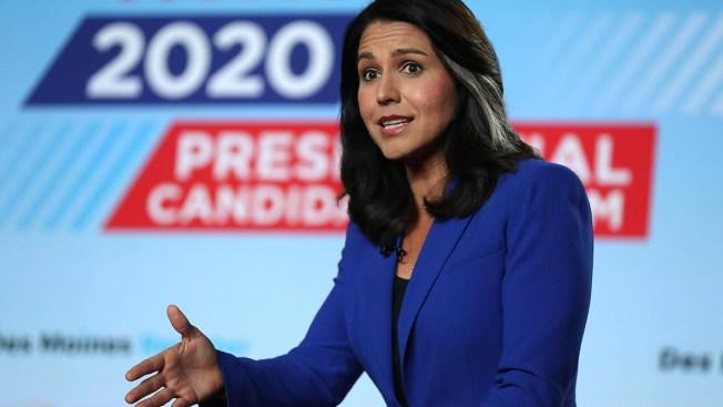 Democrat Tulsi Gabbard Sues Google Over Suspension of Ad Account