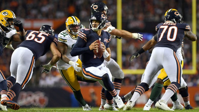 Bears' Offense Struggles in Opening Loss to Packers
