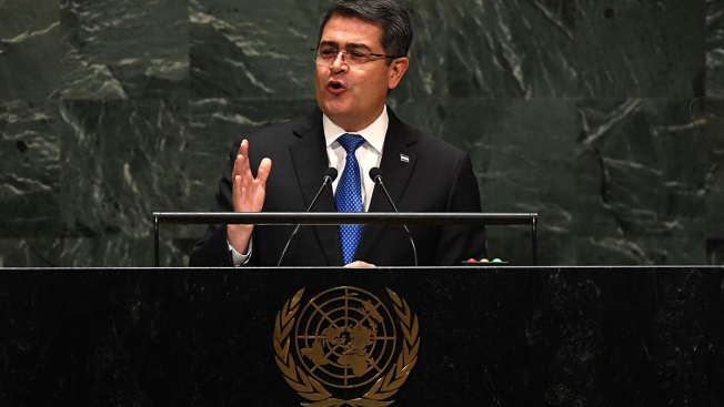 American Asylum Pact With Honduras Seals 'Northern Triangle'