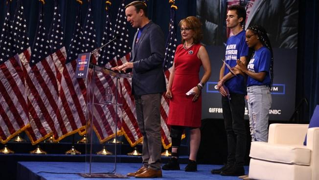 Recap: 2020 Democratic Presidential Candidates Talk Gun Safety at MSNBC's Las Vegas Forum