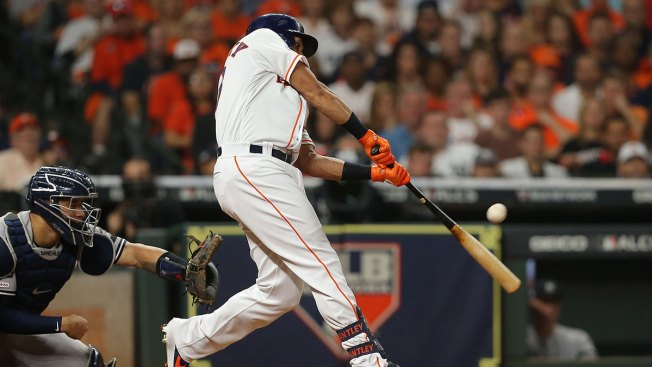 Man in Astros Dugout Injured by Foul Ball
