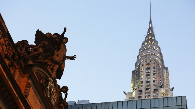 Chrysler Building Put Up for Sale