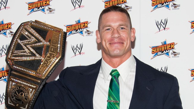 John Cena Still Drives the 1989 Jeep He Bought With His First WWE Paycheck