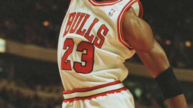 Man Gets Entire Back Tattooed With Michael Jordan's Jersey