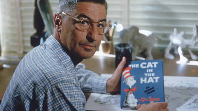 On Read Across America Day, Kids 'Celebrate the Power of Reading' –and Dr. Seuss, of Course