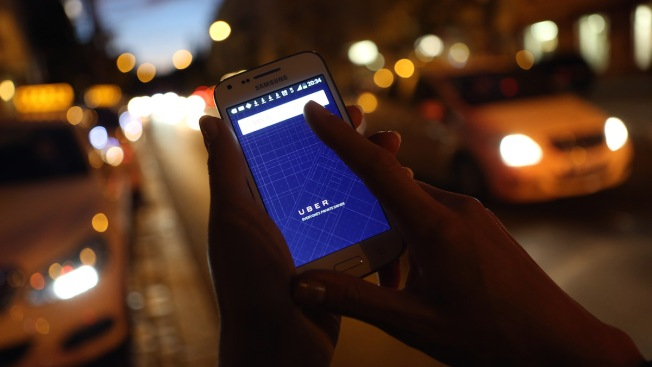 Uber Rider Hails Suspected Mich. Gunman: 'You're Not the Shooter, Are You?'