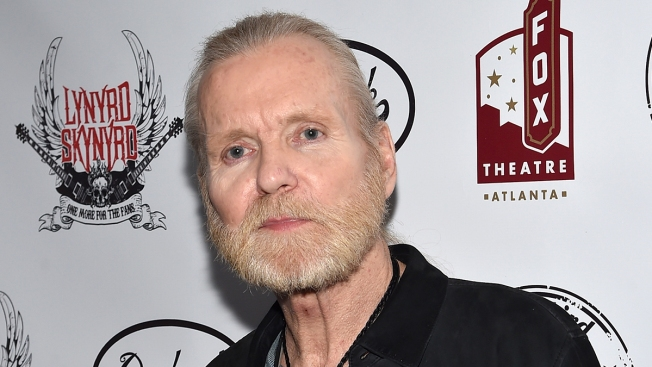 Rocker Gregg Allman Cancels All Tour Dates For 2017