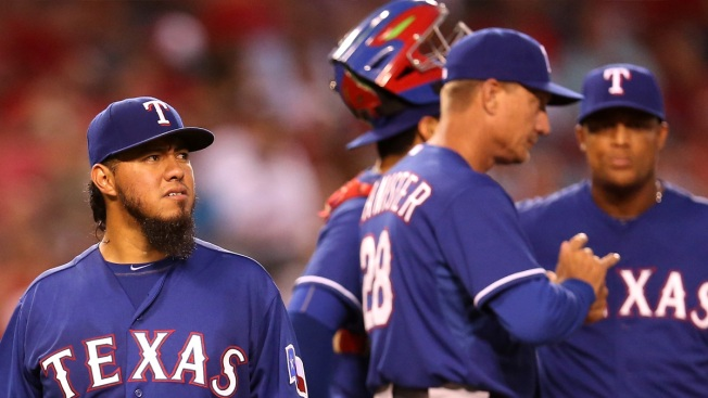 Banister Reminds Rangers To Learn From ALDS Loss