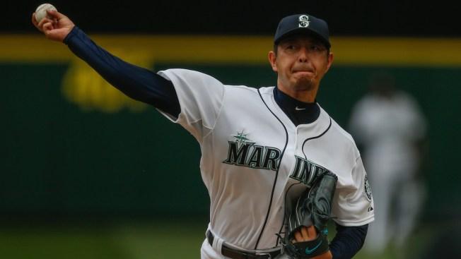 Rangers Bats Show Life Against Iwakuma