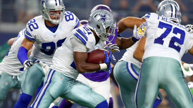 "Stephen Jones: ""All the Pieces Are in Place"" for Cowboys' Run Game"