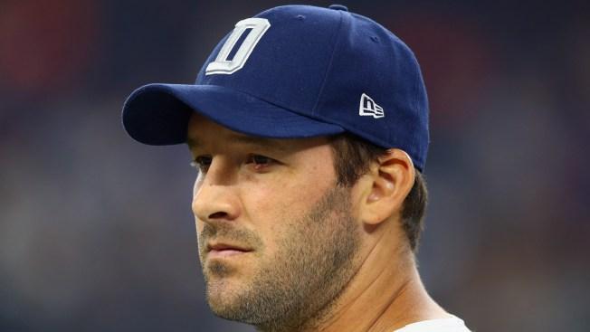 Echoing 2014 Practice Plan, Romo Gets Wednesday Off