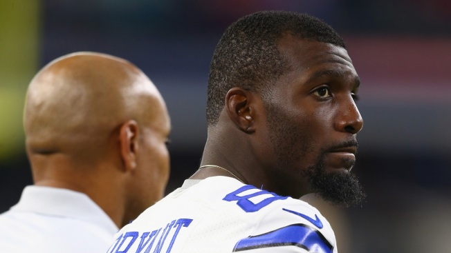 "Dez Tells Jerry ""The Pain is Going Away by the Day"""