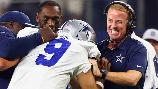 Top 5 Most Improbable Cowboys' Victories Under Jason Garrett