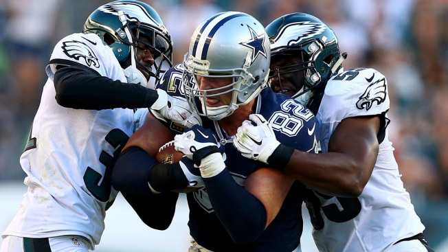 "Report: Witten ""Not a Lock"" to Play Against Falcons"