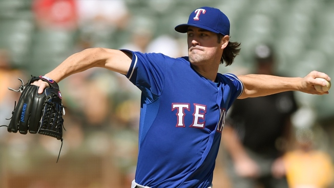 Hamels Streak Continuing Will Give Rangers Huge Edge