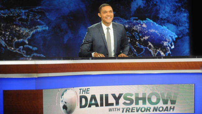 Trevor Noah Delivers 'Daily Show' Promise