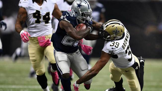 Former Cowboys RB Lance Dunbar Signs Deal With L.A. Rams: Report
