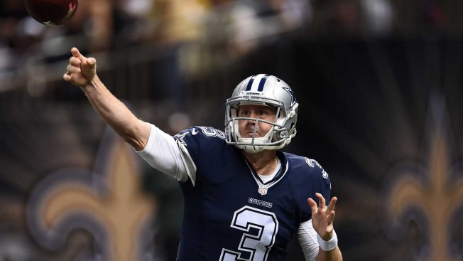 Weeden Speaks Out About Jerry's Comments