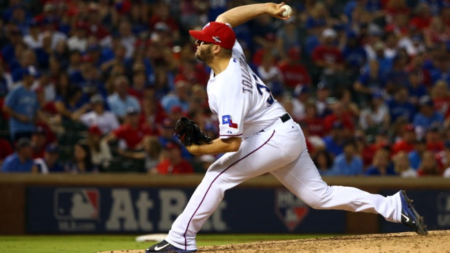 2015 Rangers Positional Review: Closer