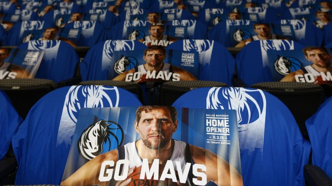 Nowitzki, Mavericks Send 76ers to 11th Loss to Start Season