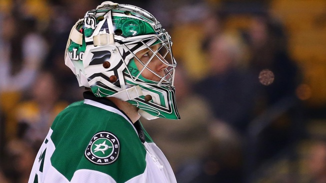 Lehtonen, Stars Snap Capitals' Home Winning Streak at 15