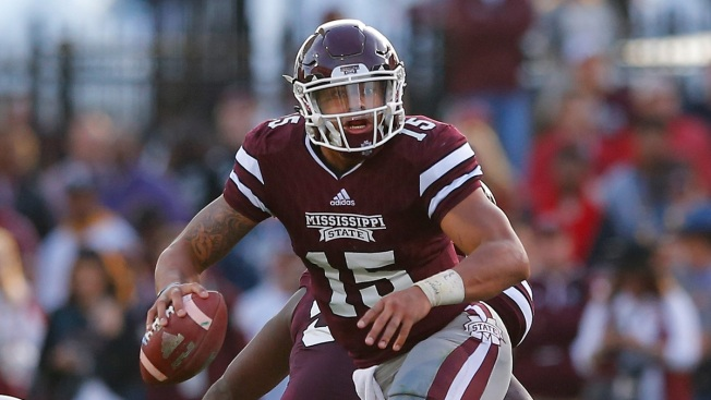 Cowboys Draft QB for 1st Time Since 2009 in Dak Prescott
