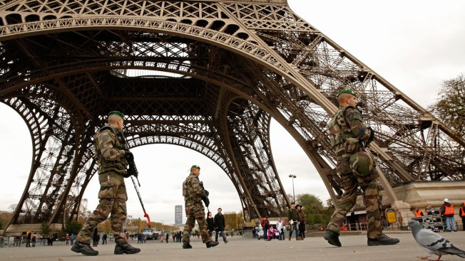 Military, Personnel Restricted from Traveling to France: EUCOM