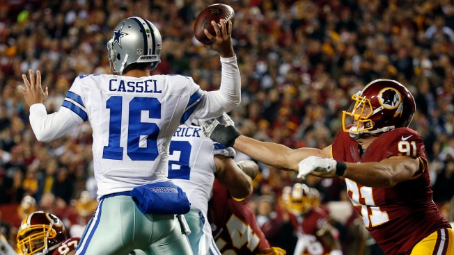 Matt Cassel Relieved by First Win as a Cowboy